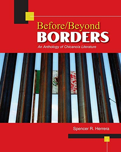 9780757571596: Before/Beyond Borders: An Anthology of Chicano/A Literature