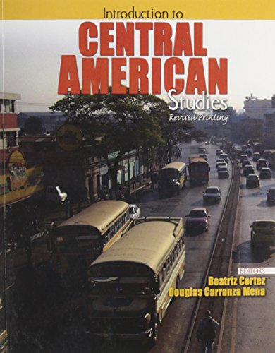 9780757571619: Introduction to Central American Studies