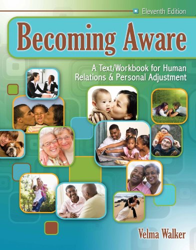 9780757571688: Becoming Aware: A Text/Workbook For Human Relations and Personal Adjustment