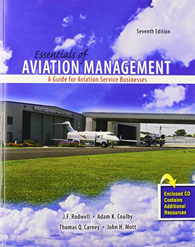 9780757574818: Essentials of Aviation Management: A Guide for Aviation Service Businesses