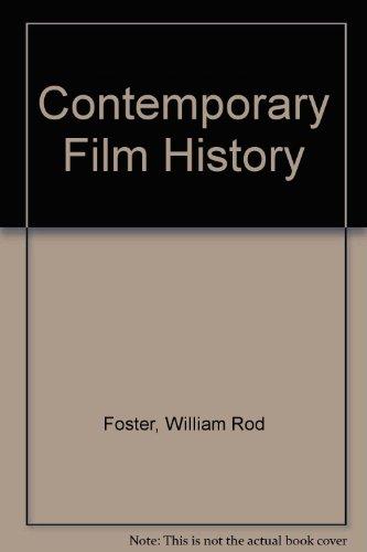 9780757575976: Contemporary Film History