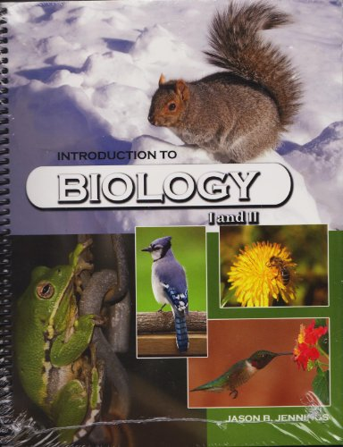 9780757576676: Introduction to Biology I and II