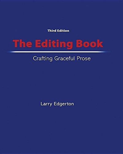 The Editing Book: EDGERTON LARRY G