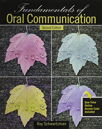 9780757577239: Fundamentals of Oral Communication