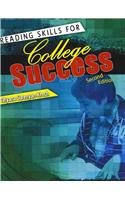 9780757577444: Reading Skills for College Success