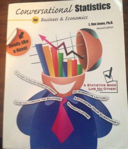 9780757577581: Conversational Statistics for Business and Economics