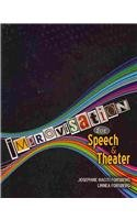 9780757578151: Improvisation for Speech and Theater