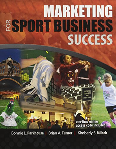 9780757579486: Marketing for Sport Business Success