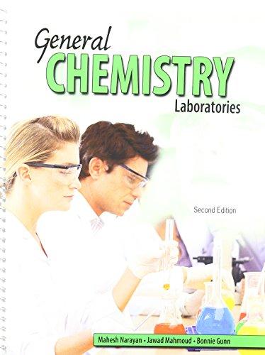 9780757579585: General Chemistry Laboratories