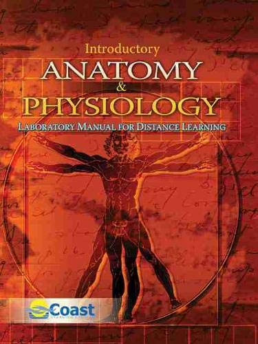 9780757579752: Introductory Anatomy AND Physiology Laboratory Manual for Distance Learning