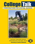 College Talk: Conversations for Central Success: WILLIAM, MCCORMICK; EMILY,
