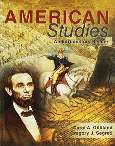 9780757582004: Introductory American Studies Reader