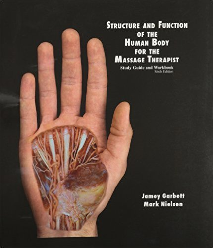 Structure and Function of the Human Body: Garbett, Jamey; Nielsen,