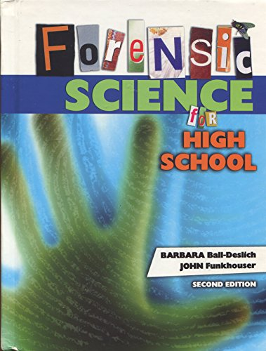 9780757585517: Forensic Science for High School Student Text + 6 Year Online License
