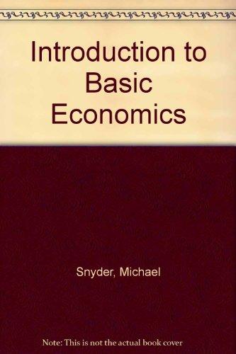 9780757586194: Introduction to Basic Economics