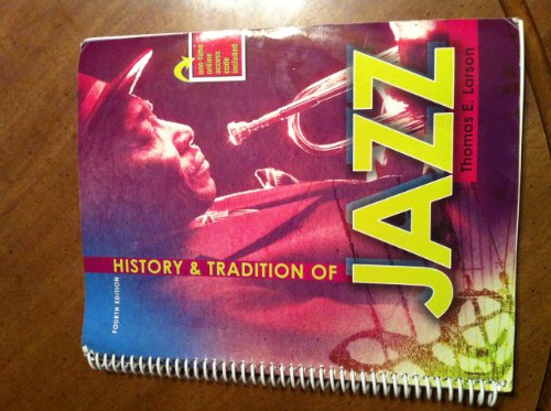 9780757587276: History and Tradition of Jazz