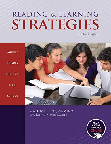 9780757588129: Reading AND Learning Strategies: Middle Grades Through High School