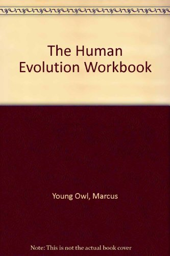 9780757588259: The Human Evolution Workbook