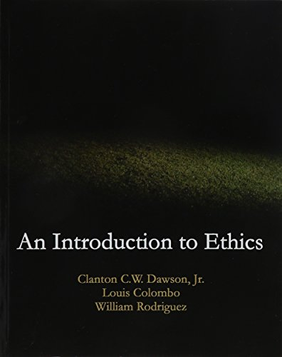 9780757589058: An Introduction to Ethics