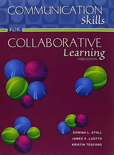 9780757589089: Communication Skills for Collaborative Learning