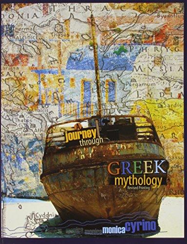 9780757589102: A Journey Through Greek Mythology