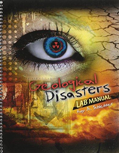 9780757589478: Geological Disasters Lab Manual