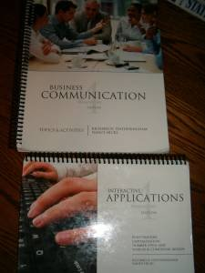Business Communication Fourth Edition (Business Communications : Richard D. Featheringham,