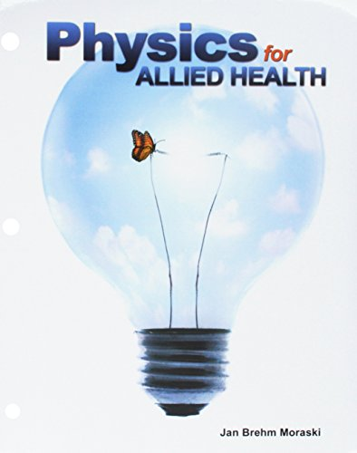 9780757589645: Physics for Allied Health