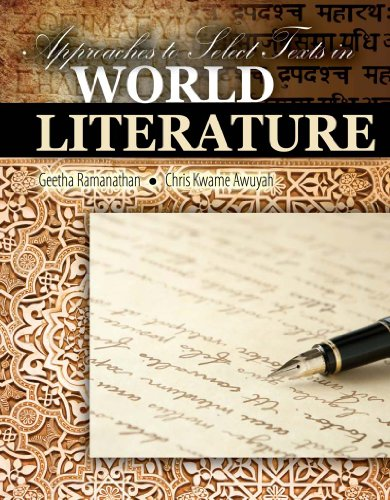 9780757589706: Approaches to Select Texts in World Literature