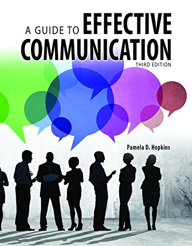 9780757590108: A Guide to Effective Communication