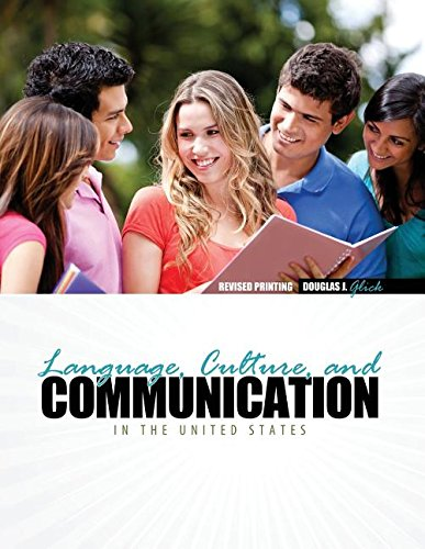 9780757590191: Language, Culture and Communication in the United States