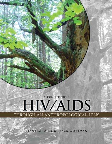9780757590412: HIV/AIDS Through an Anthropological Lens