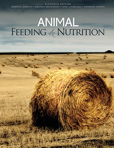 Animal Feeding and Nutrition: Marshall H Jurgens,