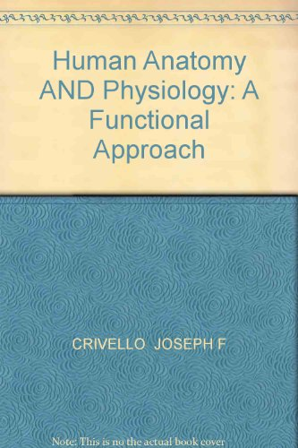 9780757591426: Human Anatomy AND Physiology: A Functional Approach