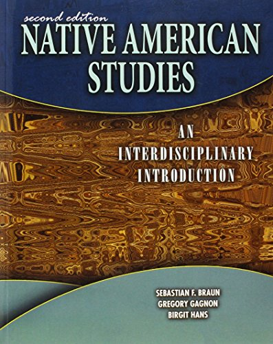 9780757593161: Native American Studies: An Interdisciplinary Introduction