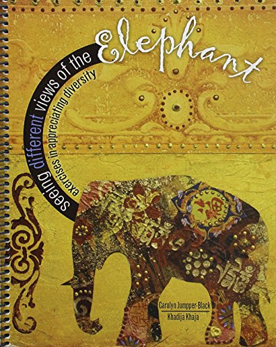 9780757593765: Seeing Different Views of the Elephant: Exercises in Appreciating Diversity
