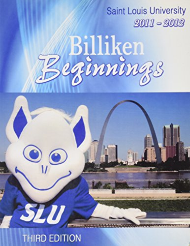 9780757594434: Billiken Beginnings