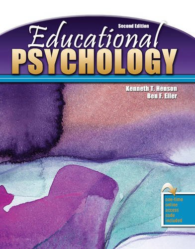 9780757596803: Educational Psychology for Effective Teaching