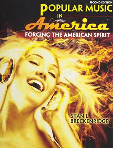 9780757597602: Popular Music in America: Forging the American Spirit