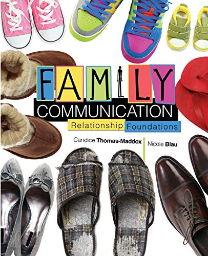 9780757597954: Family Communication: Relationship Foundations