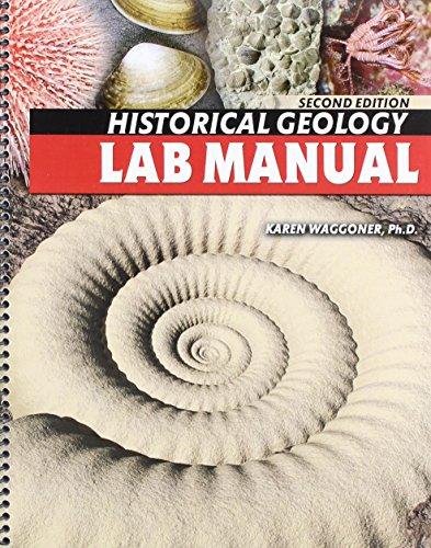 Historical Geology Lab Manual: WAGGONER KAREN JENECE