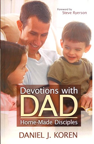 Devotions with Dad: Home-Made Disciples