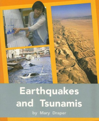9780757811210: Rigby PM Plus: Individual Student Edition Silver (Levels 23-24) Earthquakes and Tsunamis