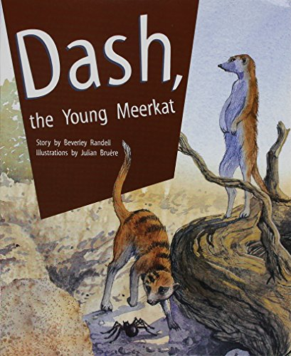 9780757811791: Rigby PM Plus: Individual Student Edition Gold (Levels 21-22) Dash, the Young Meerkat