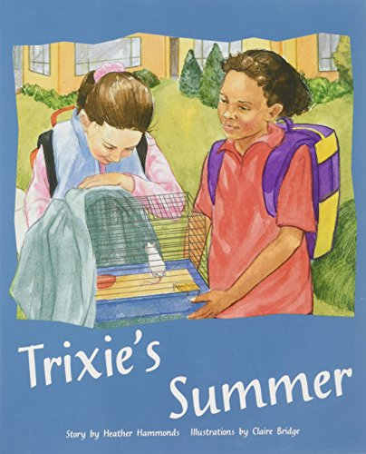 9780757811821: Rigby PM Plus: Individual Student Edition Gold (Levels 21-22) Trixie's Summer