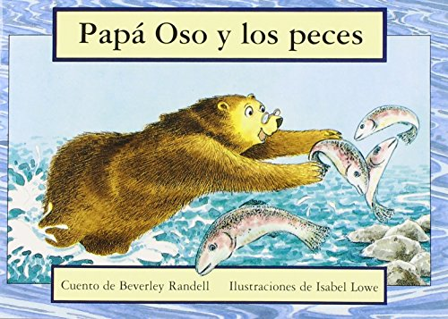 9780757812712: Rigby PM Coleccion: Individual Student Edition rojo (red) Papá Oso y los peces (Father Bear Goes Fishing) (Spanish Edition)