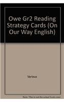 On Our Way to English, Grade 2: Reading Strategies Cards: Various