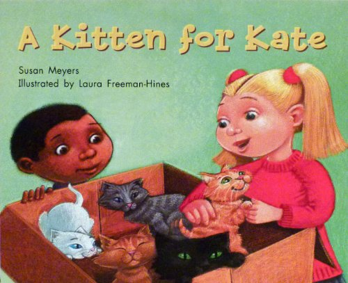 9780757814396: Rigby on Our Way to English: Leveled Reader Grade 2 (Level E) Kitten for Kate, a (On Our Way English)