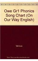 9780757814723: Rigby on Our Way to English: Phonics Song Chart, Grade 1