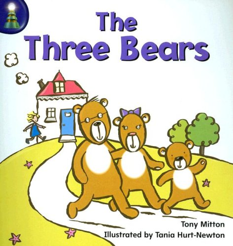 9780757819223: Rigby Lighthouse: Individual Student Edition (Levels B-D) Three Bears, The